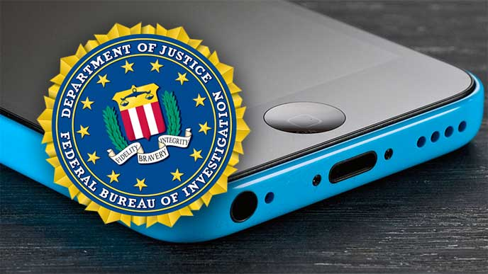 fbi iphone